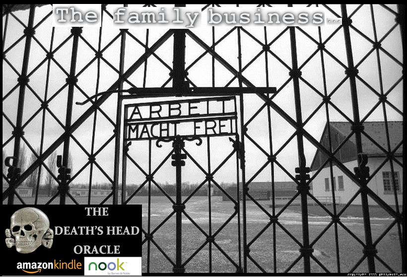 The Death's Head Oracle Available for $2.99